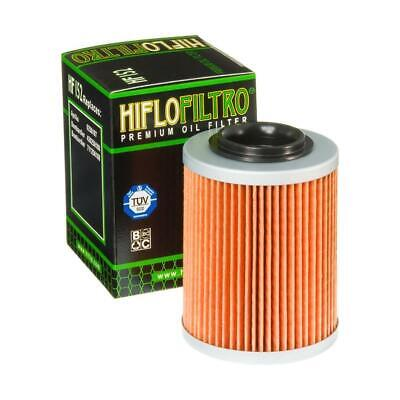 HI-FLO OIL FILTER HF152 FOR CAN AM 800 1000 SSV R Commander Maverick