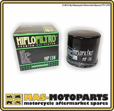 HI-FLO OIL FILTER FOR SUZUKI RF600 1993 to 1997