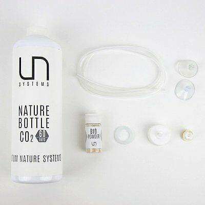 UNS Nature Bottle DIY CO2 Planted Aquarium Kit - C02 System For Aquatic Plants