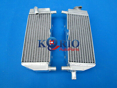 Aluminium Radiator for YAMAHA YZ250 1996 1997 1998 1999 2000 2001 96 97 98 99 00