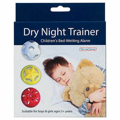 Tenscare Dry Night Trainer Children's Bed-Wetting Alarm