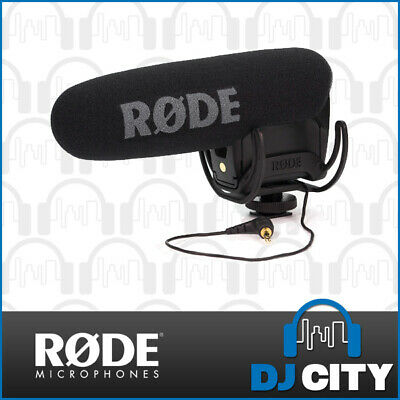 Rode VideoMic PRO Video Camera Microphone with Rycote Mount