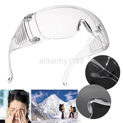 New Safety Eye Protection Glasses Goggles Lab Dust Paint Dental Industrial AU