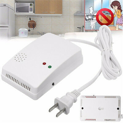 Portable Natural Gas Leak Sensor Detector for Home Security Alarm DIY System NEW