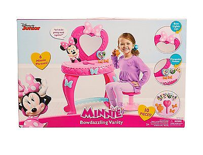 JUSUB Minnie Bow-Tique Bowdazzling Vanity Toy