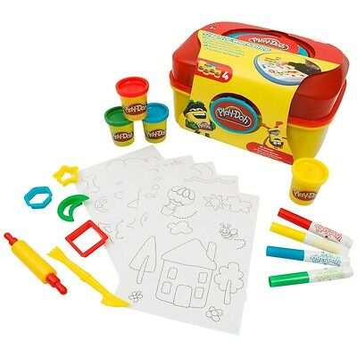 Play-Doh Creative Workshop, Kids Modelling Dough Craft & Play Set