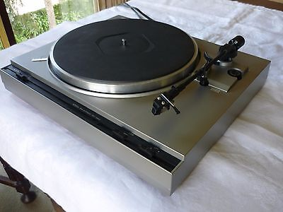 Vintage CDC 8001A Belt Drive Semi Automatic Turntable - Perfect Condition