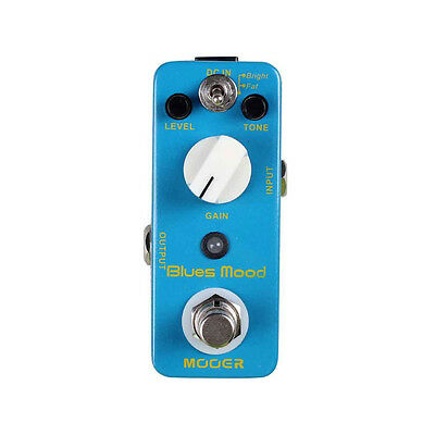 Pedale chitarra Mooer Blues Mood Drive nuovo!!!