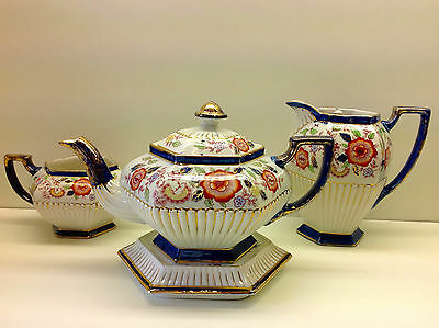 Britannia Pottery S. Johnson Ltd Tea Service C.1916-31.