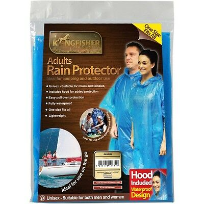 Adults Rain Protector coat , ONE SIZE fits all. Hood Included