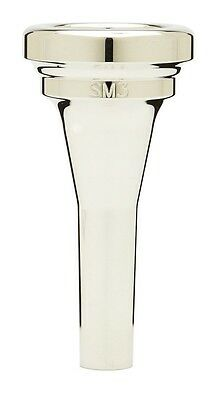 Denis Wick Steven Mead Euphonium silver plated mouthpiece SM3