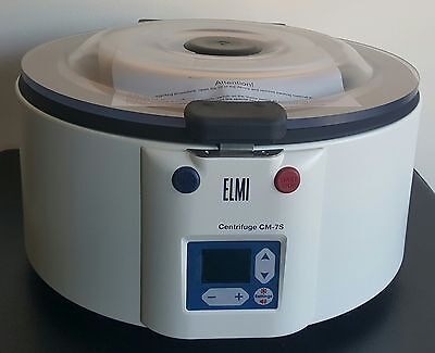 Benchtop Swing Out Centrifuge 4 x 50ml  2 PRP tubes included
