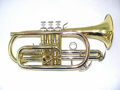 Roy Benson CR-202 Bb Cornet in Lacquer (Pre-owned)