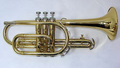 King 602 Long Cornet in Lacquer (Pre-owned)