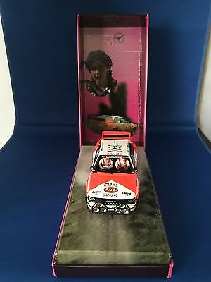 Fly Slot Car Audi Quattro 'Lady Racers' seriesRef. 99083 Michelle Mouton
