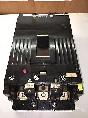 General Electric 1000 Amp Ge Tkm3F W/ Tkma3T1000 1000A Circuit Breaker