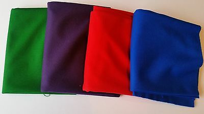 Quality 777 Pool Table Cloth 7x4 Packs Bed & Cushions