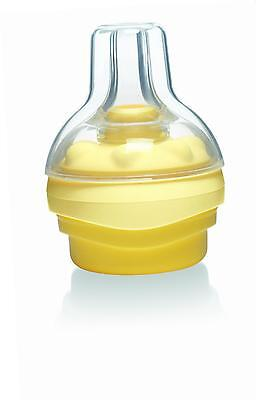 Medela Calma Solitaire, Bottle Teat For Breastfed Babies Mimics Actual Mom