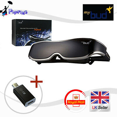 My Bud 3D Glasses 100 inch 3D TV Display  Black / Contact us before purchasing