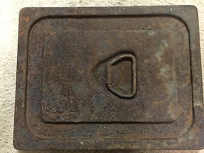 1947 - 1953 Chevy / GMC Battery cover USA made