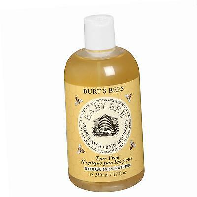 Burt's Bees Baby Bee Bubblebath Natural Fun With Plant Based Cleaning Complex