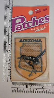 Vintage US State Arizona Collectible Patch 7