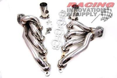 1982-04 Chevrolet S10 Blazer LS1 Sonoma Engine Swap Headers Stainless by Racing