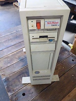 IBM Personal System/2 Model 60 - 8560 - 041 Tower VINTAGE AND RARE