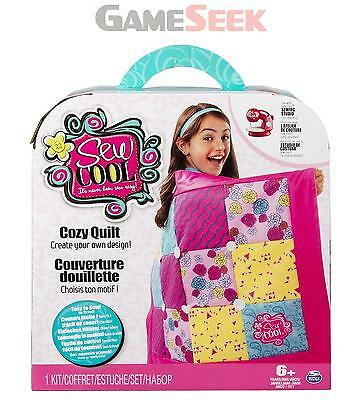 Sew Cool - Quilt Kit - Toys Brand New Free Delivery