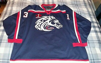 Game Worn Cornwall Colts Jersey