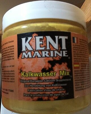 KENT MARINE KALKWASSER MIX 225g CALCIUM SUPPLIMENT FOR MARINE REEF FISH TANK