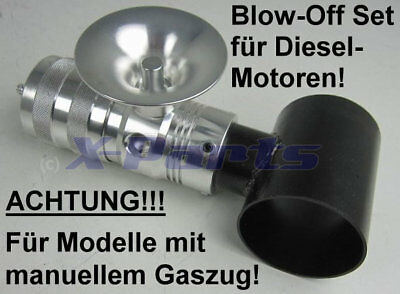 Turbo Diesel Blow Pop Off Set Skoda Seat VW TDI GTD