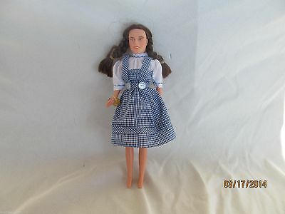 """1988 Dorothy and Toto multi Toys Corp. 11"""" Doll"""
