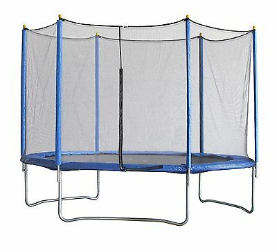 Safety Net Enclosure Replacement Spare Parts for 6 poles 10ft Trampoline