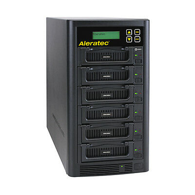 Aleratec 1:5 HDD Copy Cruiser IDE/SATA High-Speed WL Hard Disk Drive Duplicator