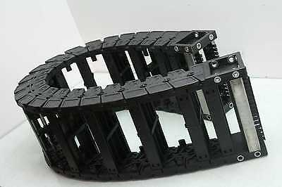 "Igus E6-62 Energy Chain Cable Chain Cable Carrier Chain 50"" Long 3"" x 8"""