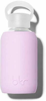 Glass Water Bottle with Soft Silicone Sleeve, BKR, 250 ml Juliet