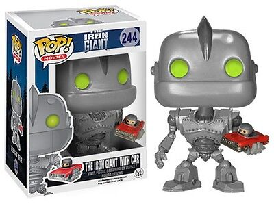 Funko Pop! Movies 244 The Iron Giant Vinyl Action Figures FU6412