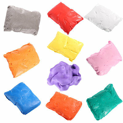 Infant Baby Kids Handprint Footprint Clay Special Baby DIY Air Drying Clays I6