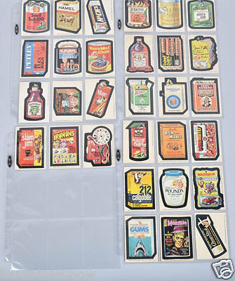 Topps Wacky Packages Series 15 Complete Set