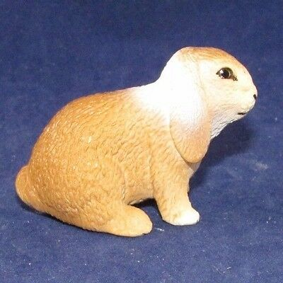 Schleich Germany Dwarf Lop Bunny Rabbit #14415