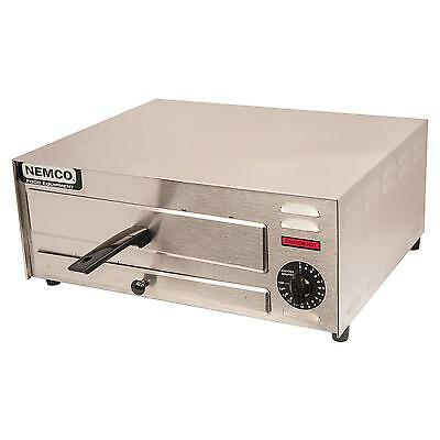 "Nemco Pizza Oven Counter Top Electric Single Deck Fits 12"" Pizzas - 6215"