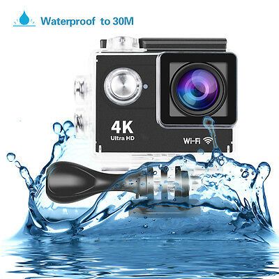 NEW Mini Wifi DV1080P Waterproof Sports HD Video Camera Camcorder Car DVR Gopro
