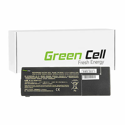 Green Cell® Notebook Battery for SONY VAIO SVS13A190X Laptop (4400mAh)
