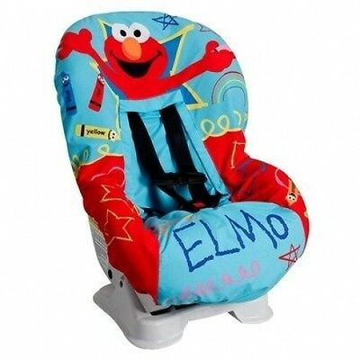 Sesame Street - Elmo Car Seat Cover. Free Shipping