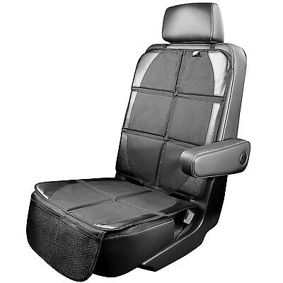 KHOMO GEAR - Baby Infant Car Seat Cover Protector - Black. Delivery is Free