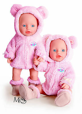 ZAPF CREATIONS My Little Baby Born Supersoft Winter  *  Brand New  *