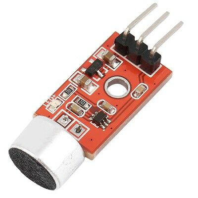1pc 3.3V/5V Microphone MIC Amplifier Module Sound Voice Module NEW GT