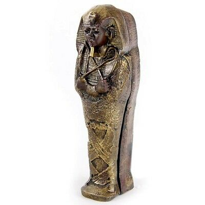 Egyptian Sarcophagus With Mummy Mini Collectable