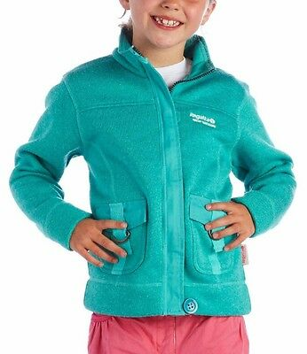 Regatta Willow Girls Outdoor Adventure Walking Fleece Jacket Age 7-8 years